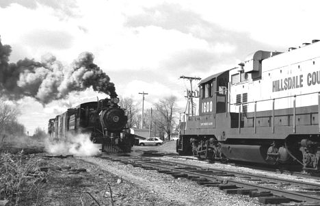 Little River Railroad at Ray MI